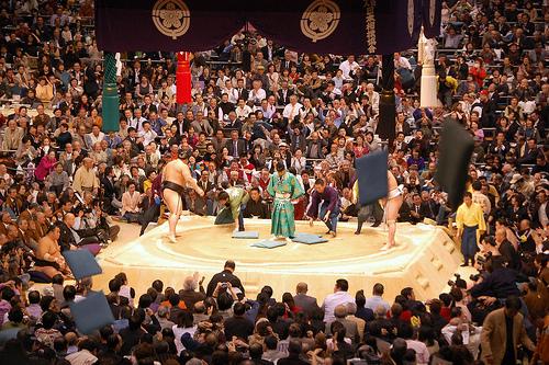 Gran Torneo de sumo