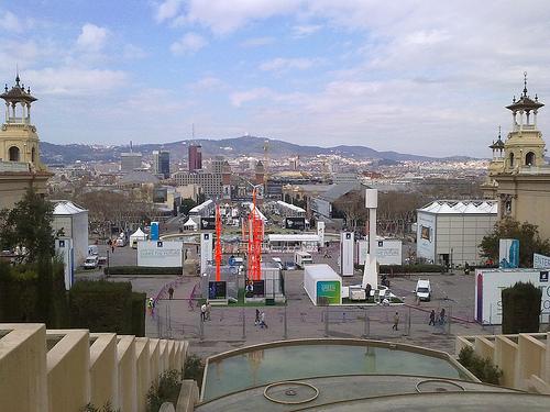 MWC 2010 Barcelona