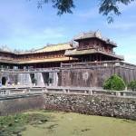 Entrada de la ciudad imperial de Hué