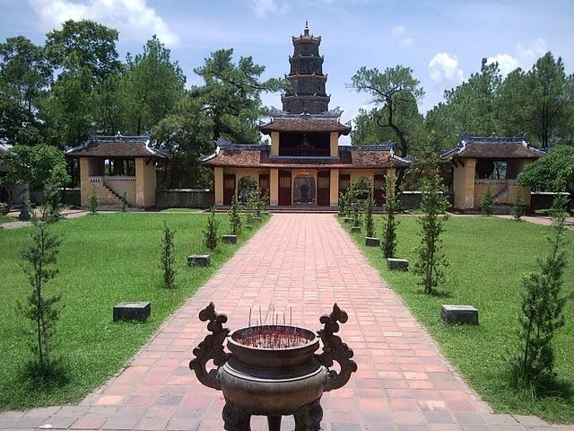 La pagoda de Hué