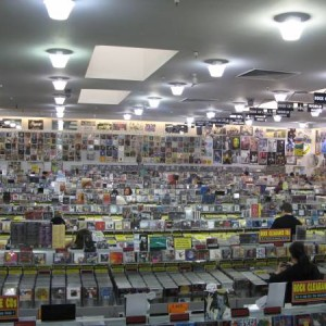 Amoeba Music de San Francisco
