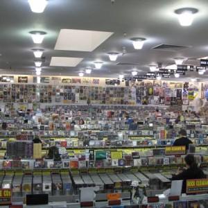 Amoeba Music la tienda de música más increíble del mundo