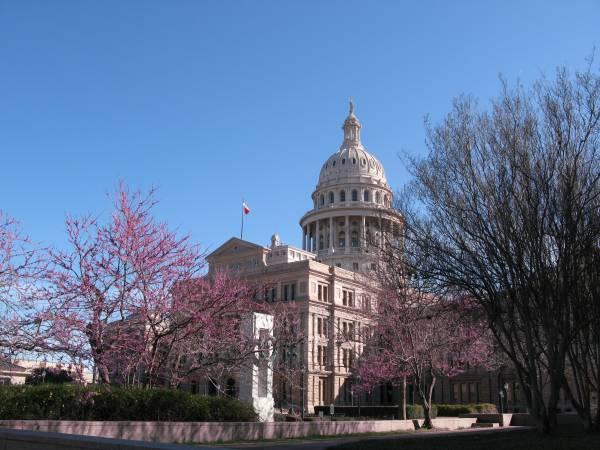 El capitolio de Texas, Austin