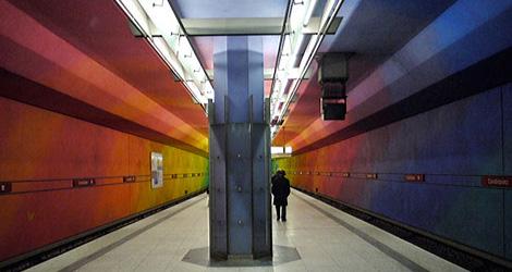 Metro de Munic