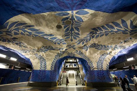 Metro de estocolmo 3viajes - Metro de estocolmo ...