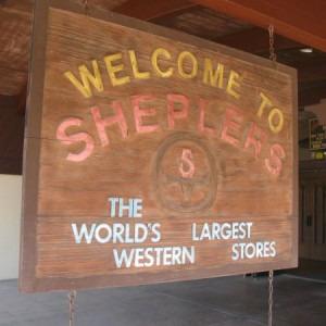 Welcome to Sheplers, Austin