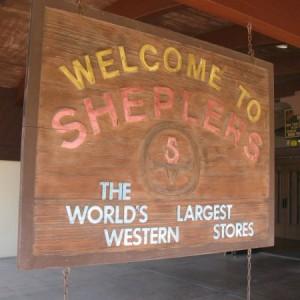 Sheplers la tienda más grande de ropa para cowboys del mundo