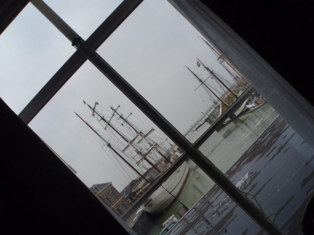 Veleros del mar del norte
