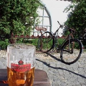 Ruta en bicicleta por Chequia