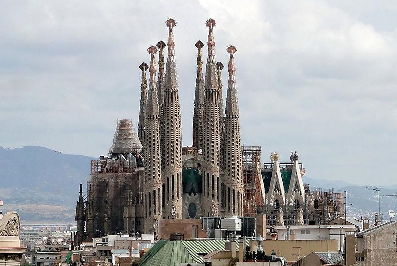 Visita a la Sagrada Familia