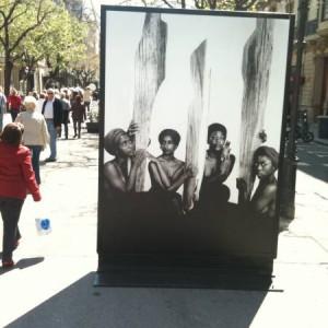 Desvelos de la casa de África en Barcelona