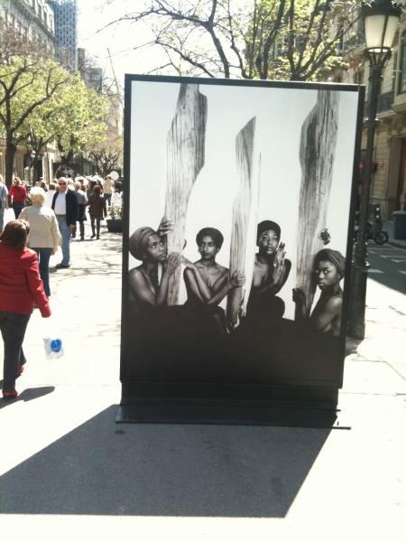 Exposición Desvelos en Barcelona
