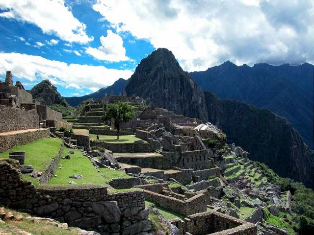 Machu Picchu de Perú