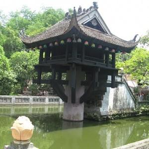 Pagoda de un pilar de Hanoi