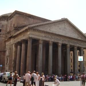 Panteón de Roma, la casa de todos los dioses