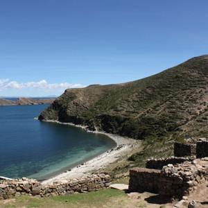 Visitando el Lago Titicaca