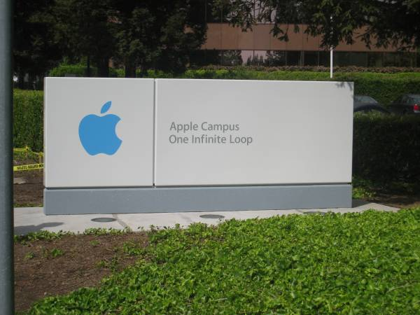 Infinite Loop de Apple en Cupertino