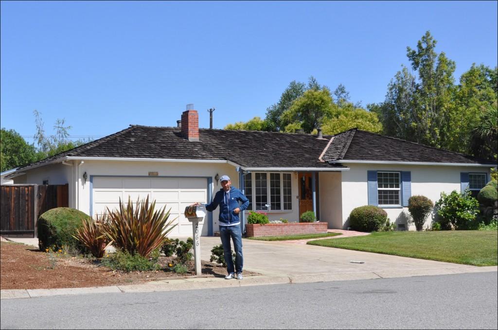 Garage de Apple en Palo Alto @XavierVerdaguer