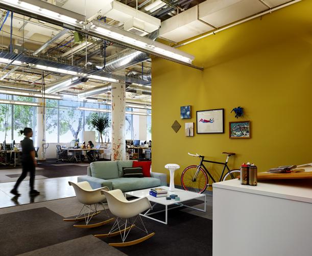 Oficinas de Facebook en Silicon Valley
