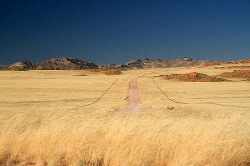Carreteras de Namibia