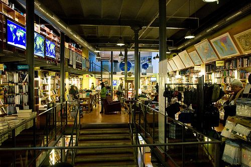 Librería Altaïr de Barcelona