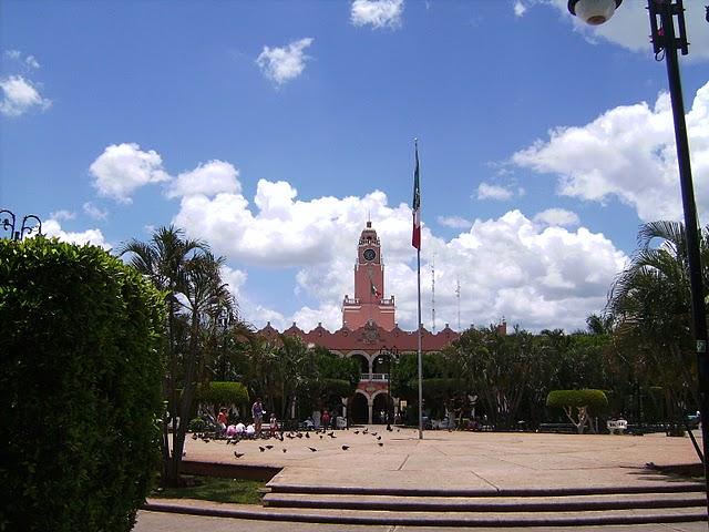 Mérida en México