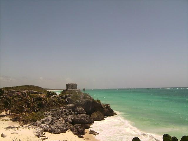 Ruinas mayas de Tulum en México