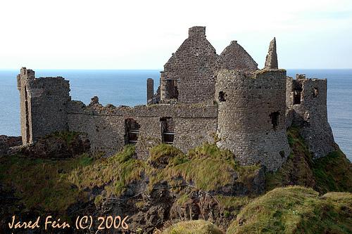 Castillo de Dunluce