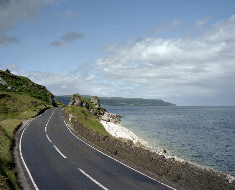 Coastal Road de Irlanda del Norte