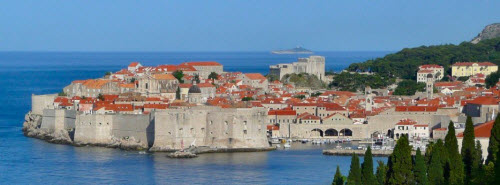 En Croacia nos esperan joyas como Dubrovnik. Click para ampliar