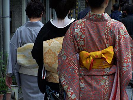 Geishas en Kyoto @elpixelviajero