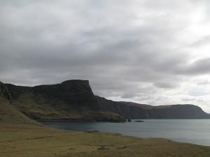 Vistas de la isla de Skye