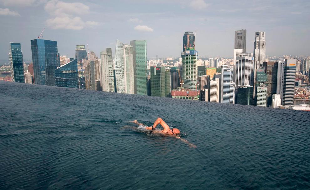 Piscina en Singapur