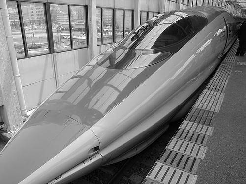 Shinkansen tren bala de Japón