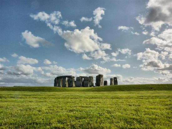 La planicie de Stonehenge