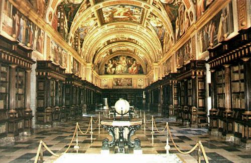 Biblioteca del El Escorial