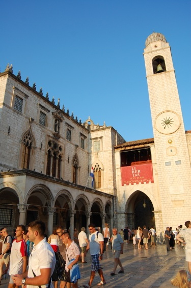 Pasear por Dubrovnik