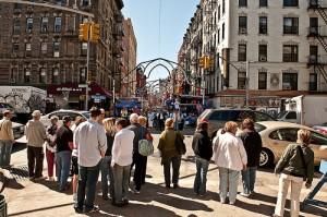 Nueva York festival de San Gennaro