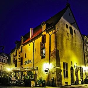 Salir de copas en Tallinn
