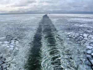 Rompiendo el hielo