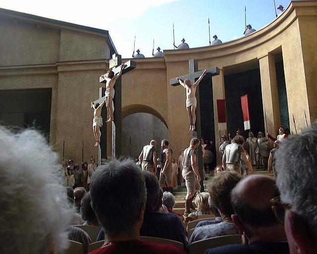 La Pasión de Cristo en Oberammergau