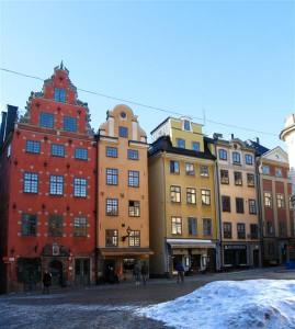 Números 14-22 de Plaza Stortorget
