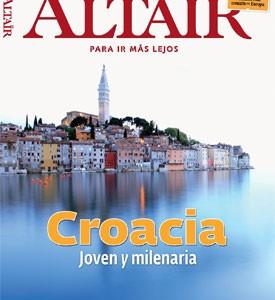 Revista Altaïr núm. 66: Croacia, joven y milenaria