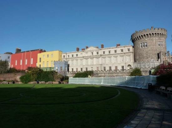 El Castillo de Dublin