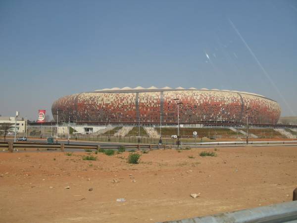 Estadio Soccer City de Johannesburgo