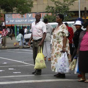 Calle de Johannesburgo