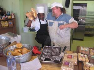 El pastelero de Solitaire