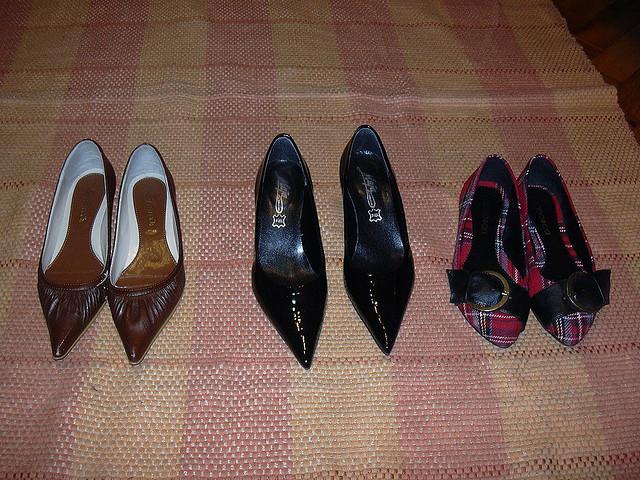 ¿Zapatos adecuados para viajar?