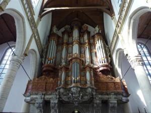 Órgano de Oudekerk