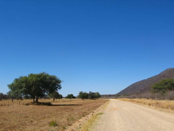 Carretera a Groofontein